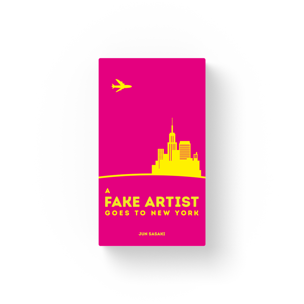 A Fake Artist Goes to New York by PSI/OINK | Barnes & Noble®