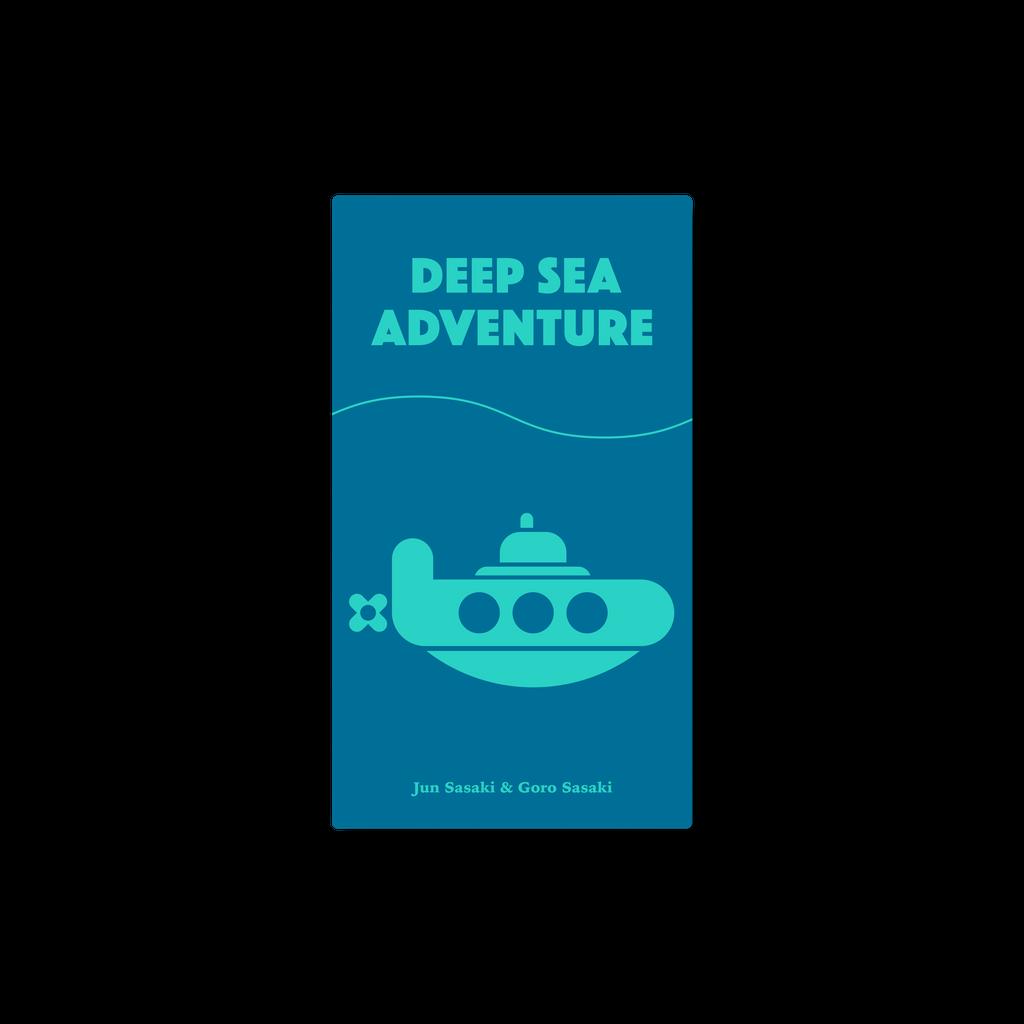 Deep Sea Adventure Oink Games